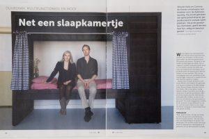 Social-Unit interview Daklozenkrant