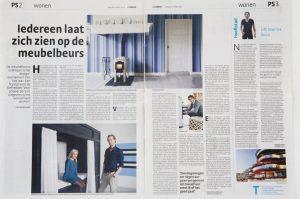 Social-Unit interview Het Parool