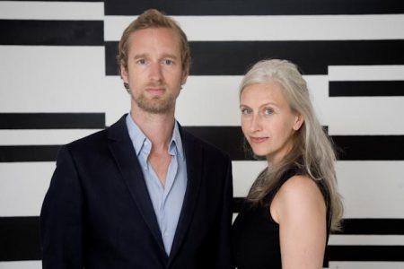 Wouter Kalis and Corinne de Korver of MIN-studio